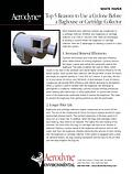 When to use an Industrial Dust Collector