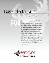 Industry's leading industrial dust collection guide!