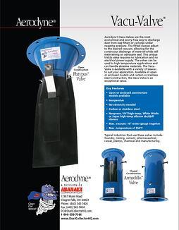 Vacu-Valve Detailed Brochure