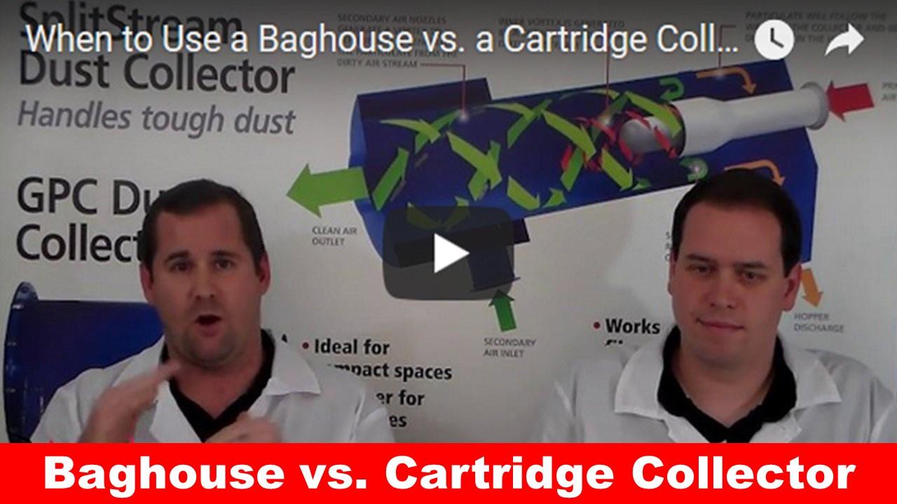 Baghouse vs. Cartridge